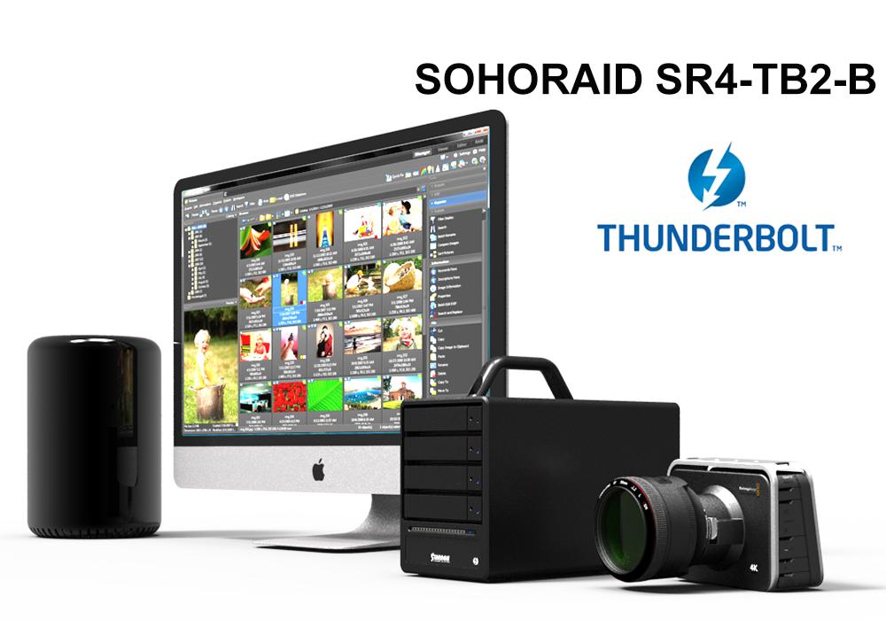 STARDOM:SOHORAID-SR4-TB2-B::Mobile